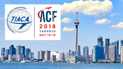 Air Cargo Forum Toronto 2018